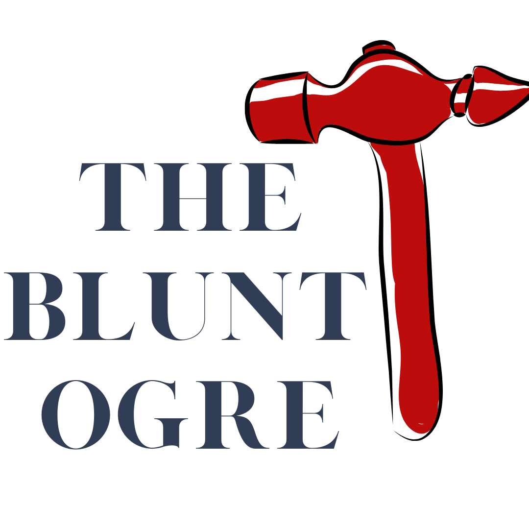 The Blunt Ogre logo