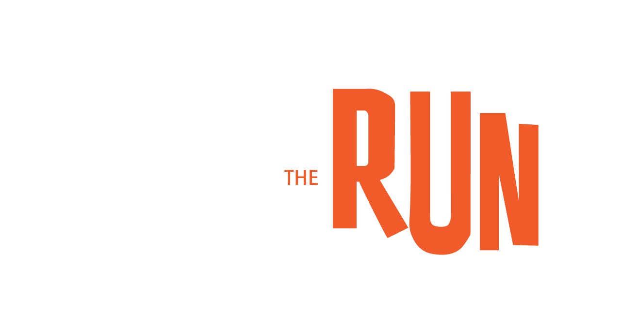 Life on the Run logo