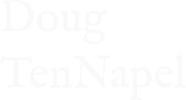 Doug TenNapel logo
