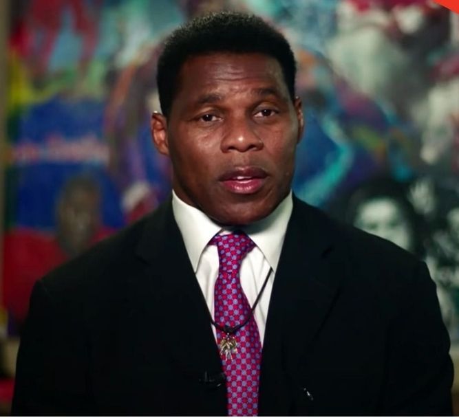 Boom! Herschel Walker's 'Mike Drop' Moment on Real Racism.  An opinion piece by MxCis Nanook North,...