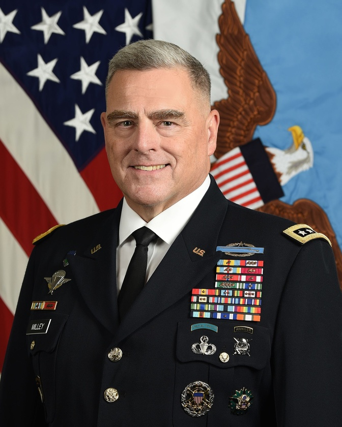 Godwin's Law, and General Mark Milley